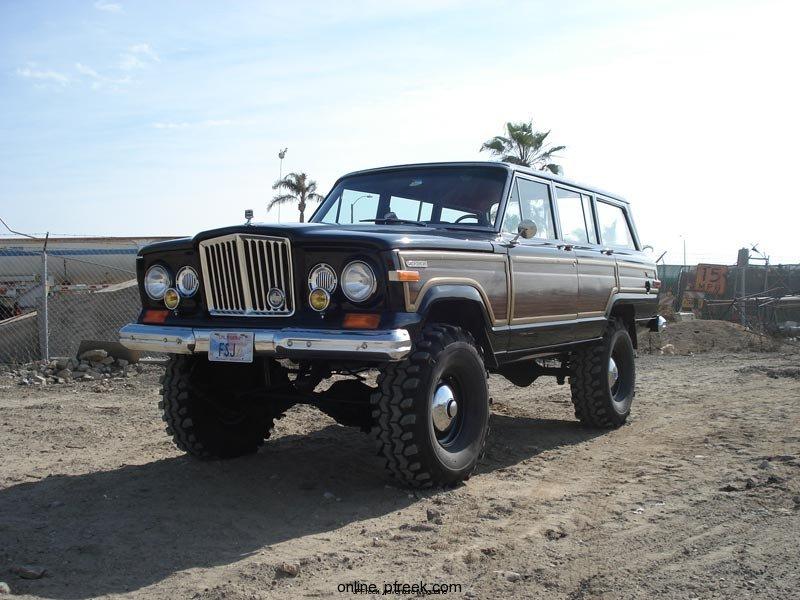 Pelle Klein S 1989 Jeep Grand Wagoneer Jpfreek Adventure