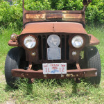 "The ""Rusty Jeep"""