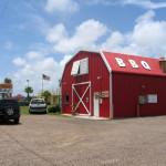 A Rusty Jeep…A Pit BBQ = The Rusty Jeep Pit BBQ, Port Aransas, Texas