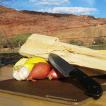 Epicurean Camp Series Cutting Board