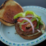 Easy No Mess Camp Burgers