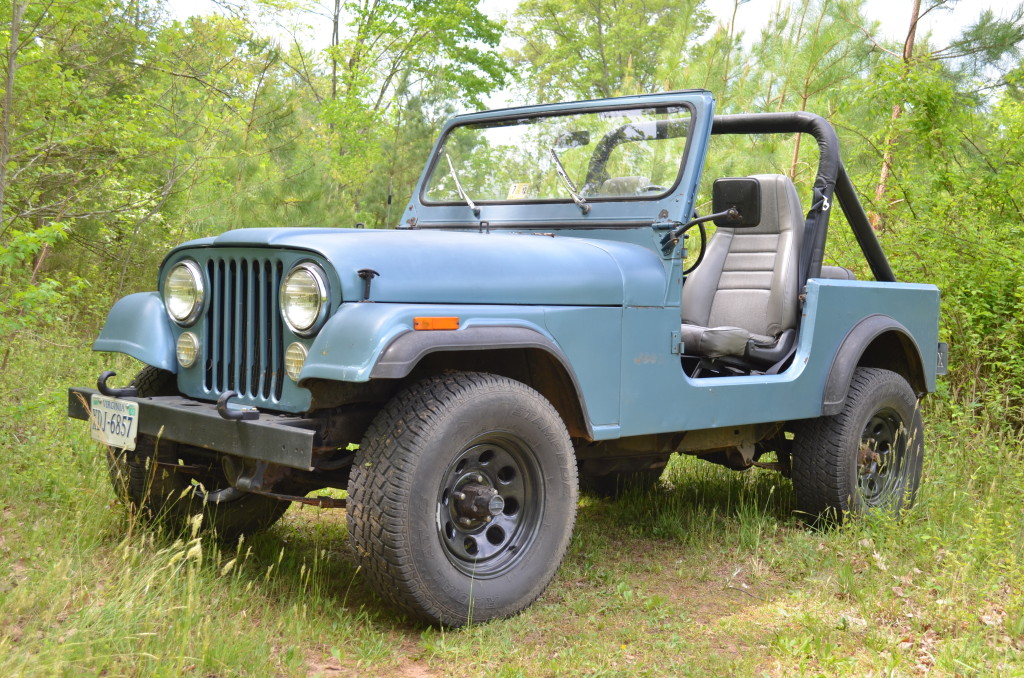 Jeep Cj7 Stock
