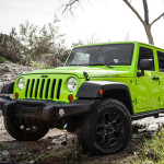 Closer Look: 2013 Jeep Wrangler Unlimited Moab Edition