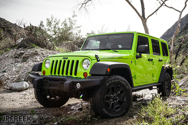 Jeep Wrangler Unlimited Moab Edition