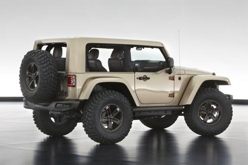 Chrysler Releases New Vehicles For 2013 Easter Jeep Safari