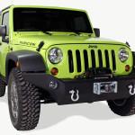New OR-Fab Full-Width Jeep JK Bumper