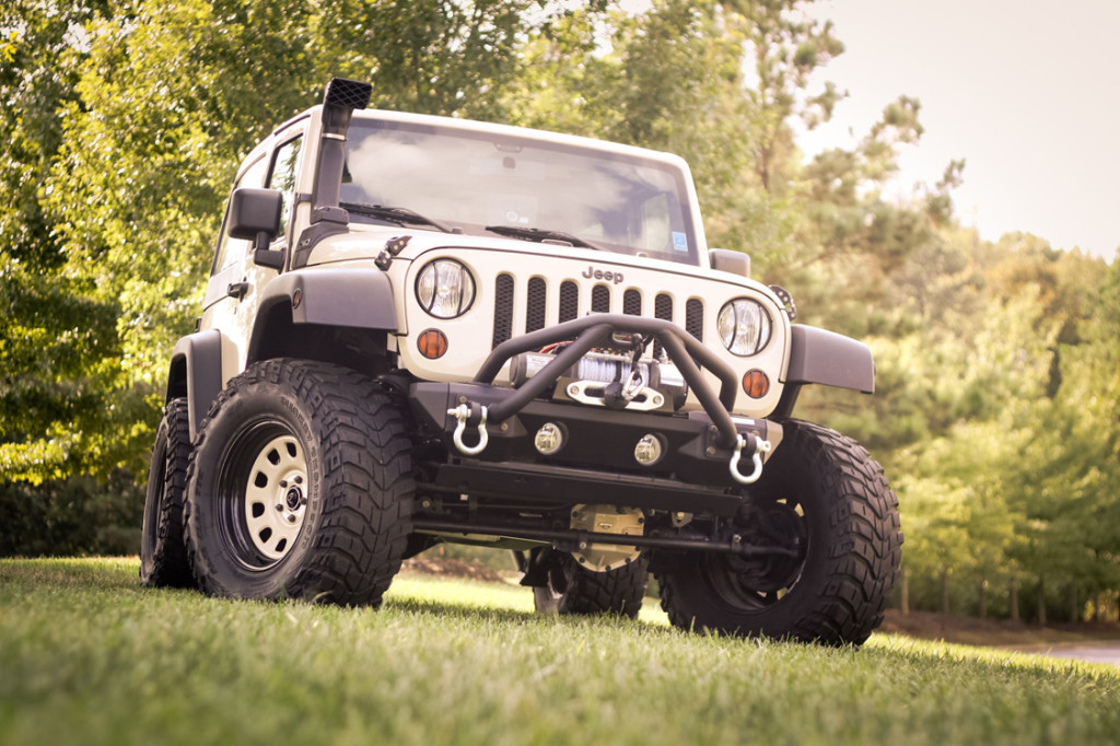 Rugged Ridge All Terrain Front Bumper