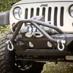 Rugged Ridge's New All Terrain Modular Steel Bumper System