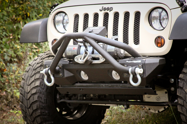 Rugged Ridge All Terrain Modular Steel Bumper System