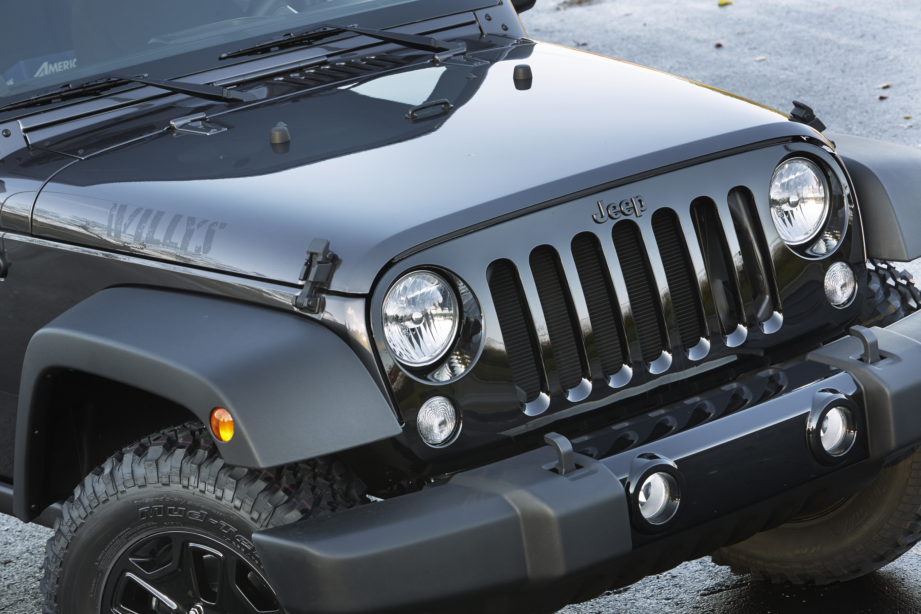 2014 Jeep Wrangler Rubicon >> 2014 Jeep Wrangler Willys Wheeler Edition - JPFreek ...