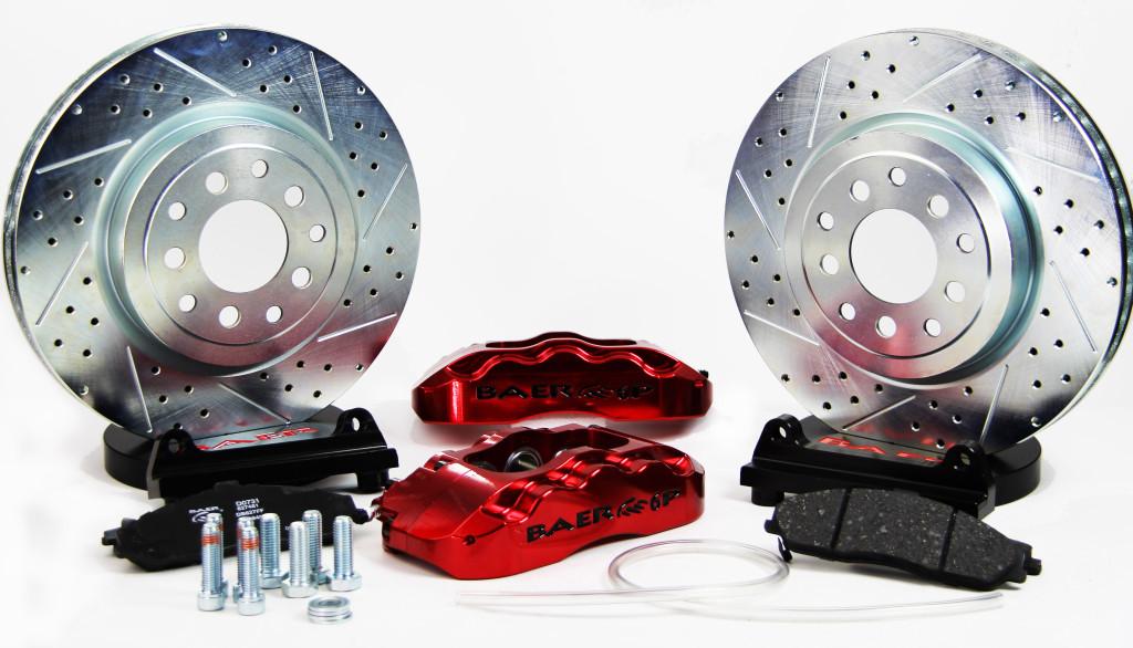 Baer brake system