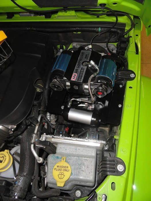 MORE ARB Air Compressor Bracket