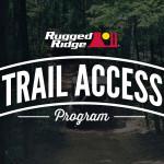 Rugged Ridge Trail Access Program Launched at 2013 SEMA Show