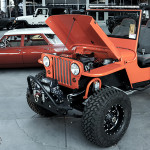 Was This Willys The Hottest Jeep At SEMA?