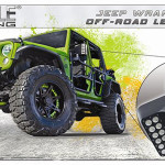 ORACLE Jeep Wrangler LED Off-Road Mirrors