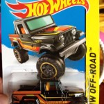 New Jeep Hot Wheels