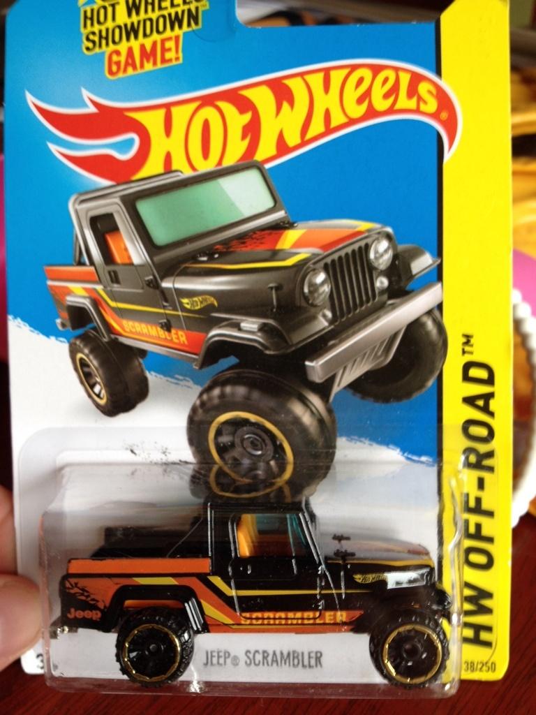 New Jeep Hot Wheels Jpfreek Adventure Magazine