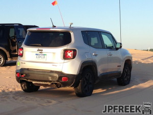 Jeep Renegade JPFreek