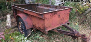Bantam TC3 Jeep Trailer
