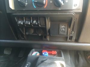 Lower Panel Screws