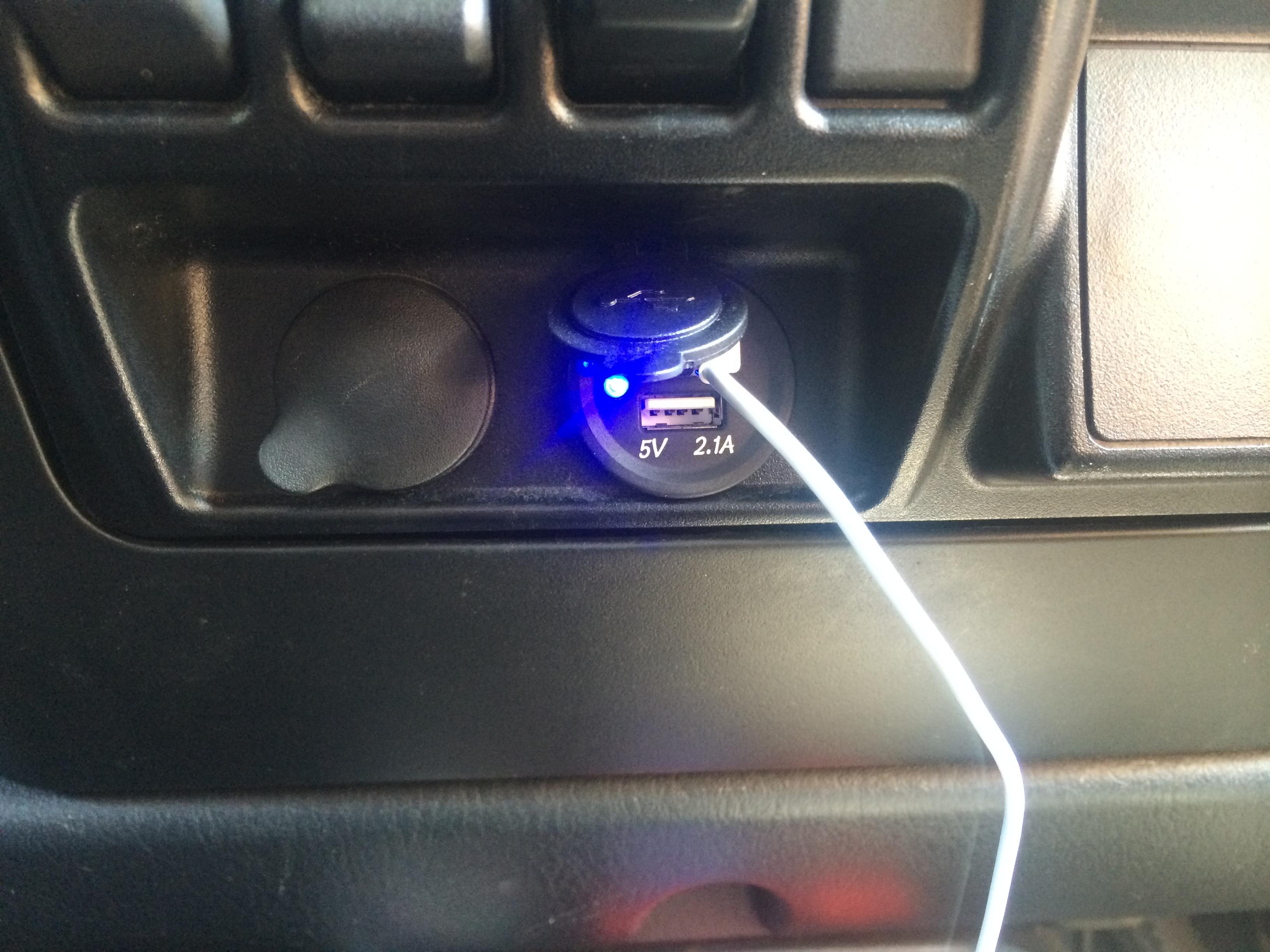 Ocean City Jeep Week >> Dual USB Power Port Retrofit - JPFreek Adventure Magazine