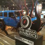 Shocker: Wrangler wins Hottest 4×4/SUV @ SEMA 2014