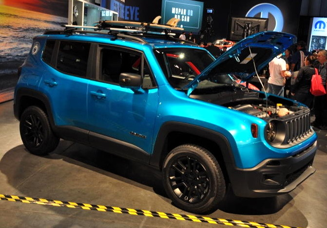 Jeep Renegade - JPFreek
