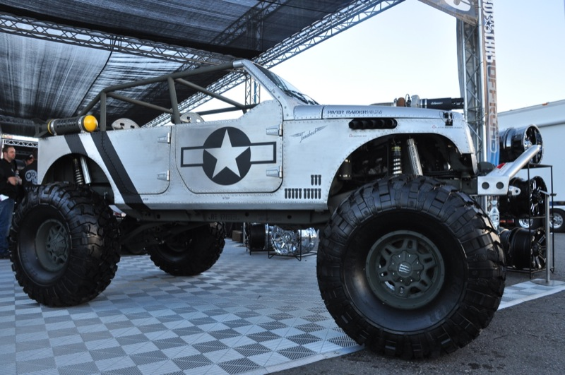 Willys Jeep 2018 >> SEMA 2014 - Top 15 Jeeps - JPFreek