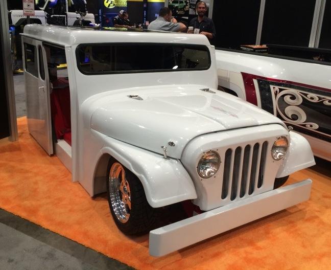Metal Jeep Fenders >> SEMA 2014 - Top 15 Jeeps - JPFreek