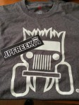 JPFreekShirt-Sticker