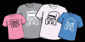 JPFreek_shirt_group