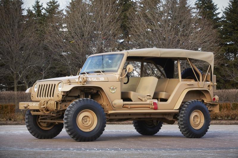 EJS Concept Jeeps - First Look - JPFreek