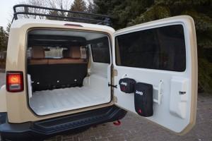 Jeep® Wrangler Africa Concept