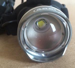 Closeup ARB head lamp