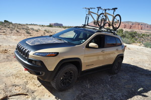 Concept Jeep Cherokee Canyon Trail
