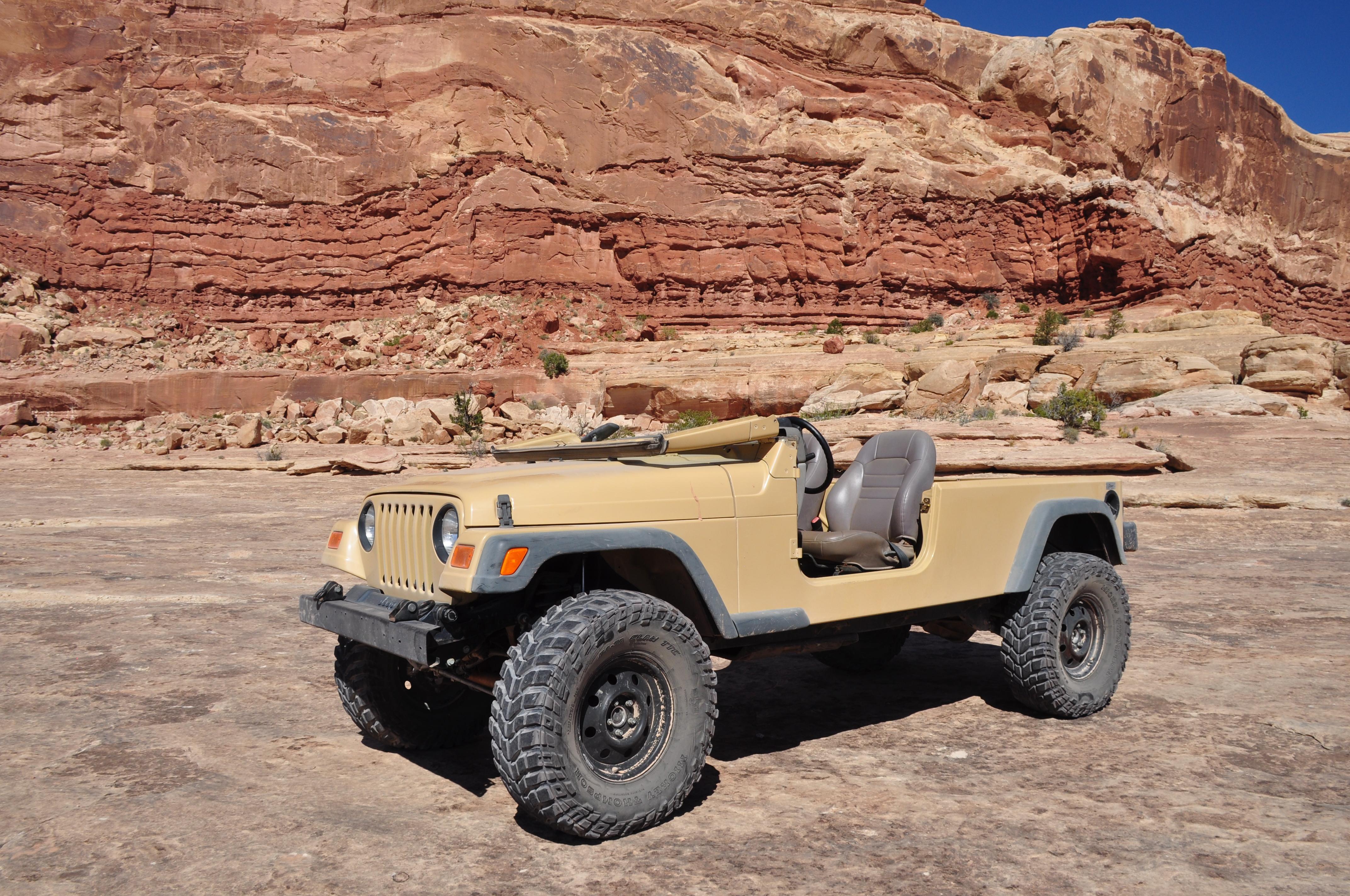 Concept Jeeps at EJS First-Hand - JPFreek
