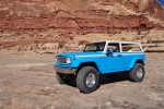 Concept Jeeps at EJS First-Hand