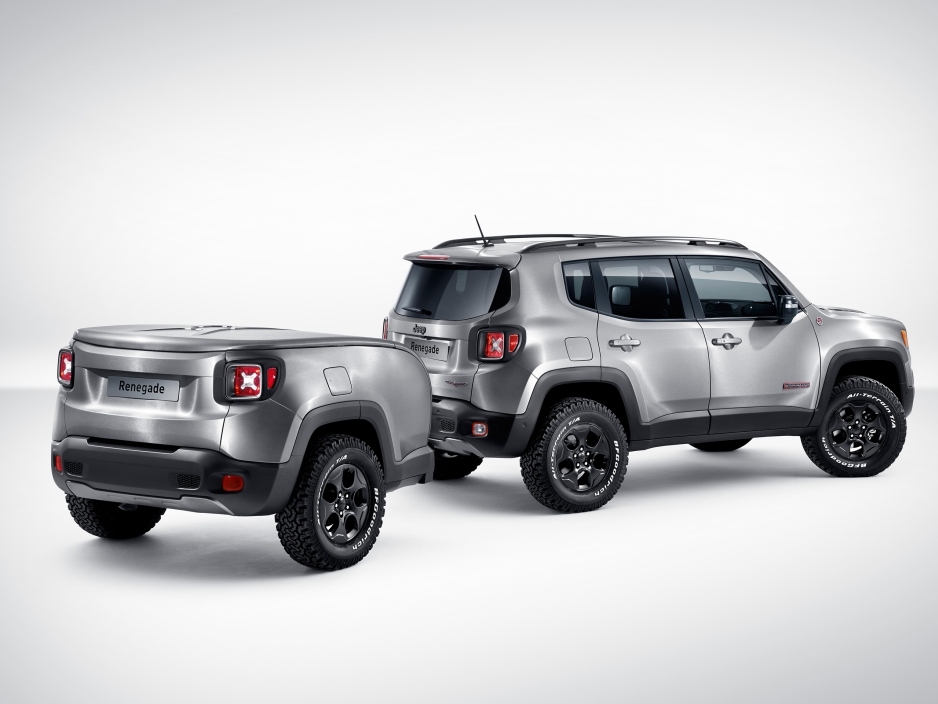 Jeep Renegade Trailhawk Lift >> Jeep renegade lifted