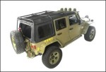 Rugged Ridge Exo-Top for Jeep JK Wrangler