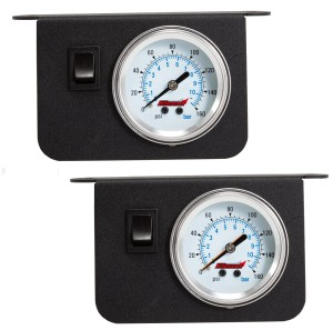 Kleinn air pressure dash panel gauge kits