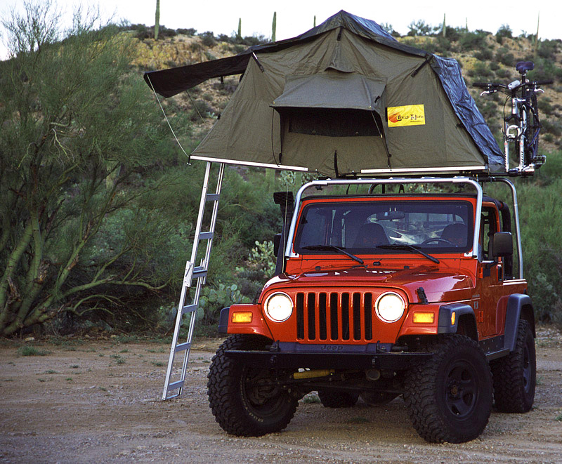 jeep camping gear jpfreek adventure magazine. Black Bedroom Furniture Sets. Home Design Ideas