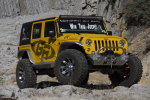2015 Cal4 Sweepstakes Jeep JKU