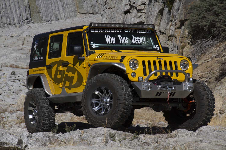 Best Year For Jeep Wrangler >> Five Buck JK Wrangler Raffle - JPFreek Adventure Magazine