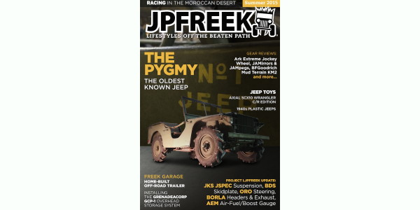 JPFreek Adventure Magazine - Summer 2015