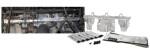 DEI 4.0L Fuel Rail & Injector Cover Kit