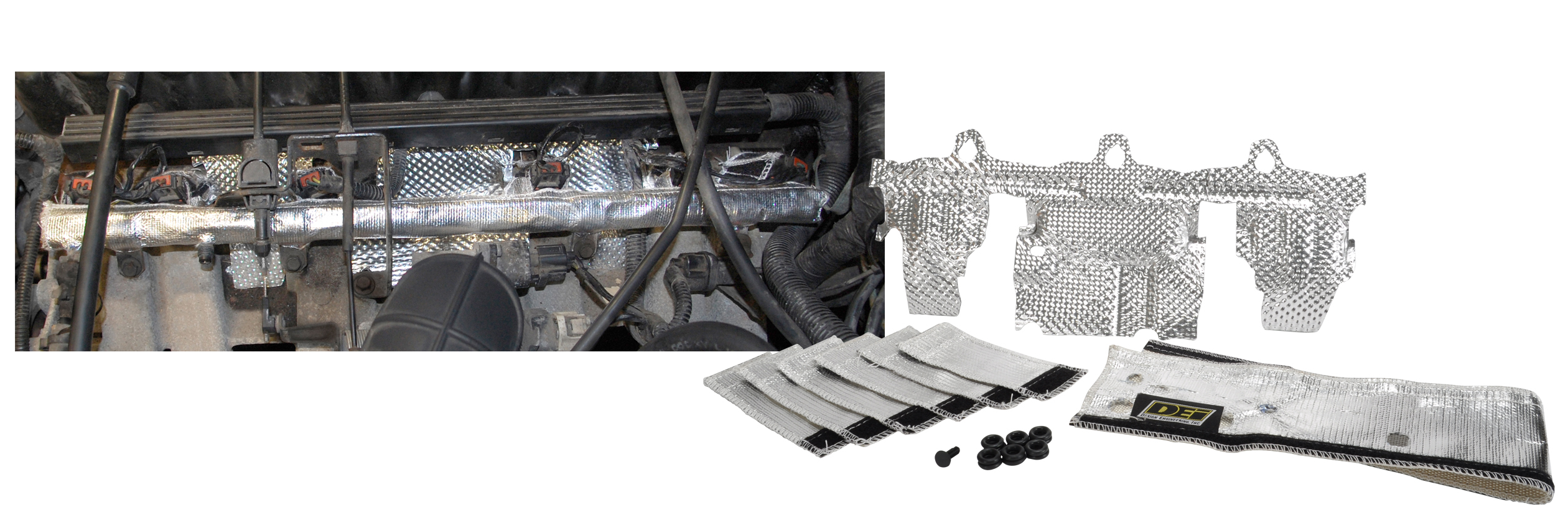 Jeep Fuel Rail Kit Image