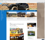 New Fabtech Jeep Site