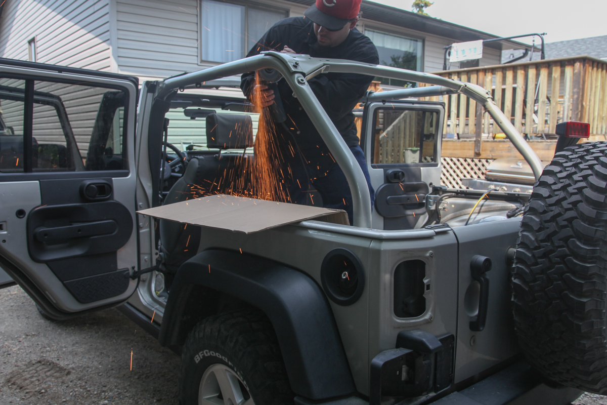 Africa Jeep Jk Wrangler Build Phase 1 Jpfreek