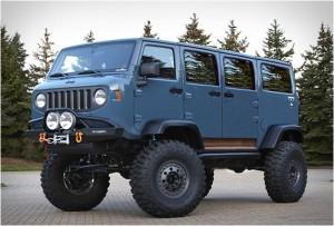 Jeep Mighty FC photochop