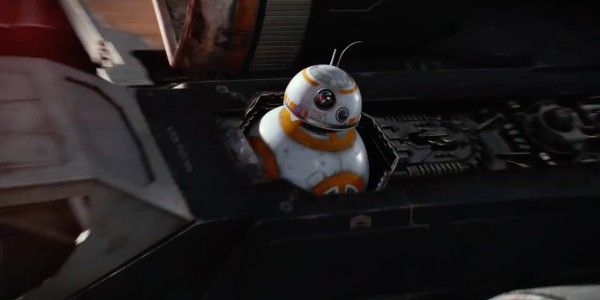 Star Wars: The Force Awakens - Jeep Commercial